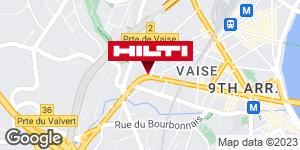 Hilti Store - Lyon Dardilly