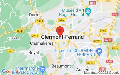 12 bd Desaix 63000 Clermont-Ferrand