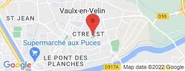 Carte Marché avenue georges dimitrov - Petit Paumé