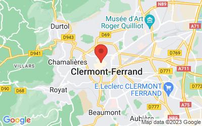 7 RUE NESTOR PERRET CLERMONT FERRAND