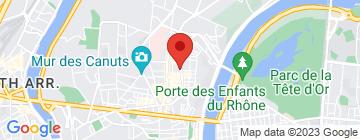 Carte Le Canut et les Gones - Petit Paumé