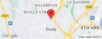 Carte Ecully Cinéma - Petit Paumé