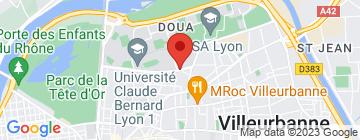 Carte CPE Lyon - Petit Paumé