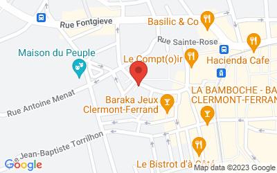 21 rue des Vieillards 63000 Clermont-Ferrand