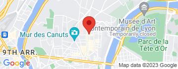 Carte Substrat restaurant - Petit Paumé