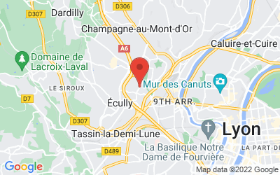 Rue de la Sauvegarde, 69130 Écully, France