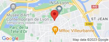 Carte CNRS Lyon - Petit Paumé