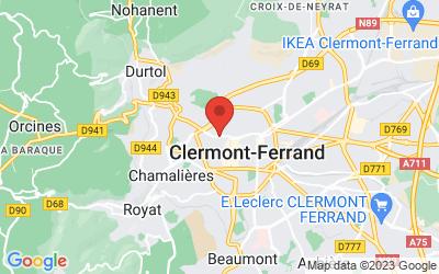51 Rue Fontgiève, 63000 Clermont-Ferrand, France