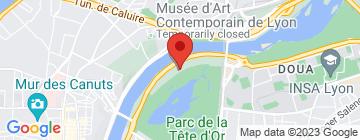 Carte Musée d'art contemporain - Petit Paumé