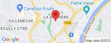 Carte Marché Duchère Balmont - Petit Paumé