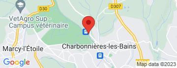 Carte Spa - Le Pavillon de la Rotonde - Petit Paumé