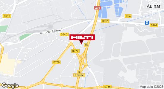Hilti Store - Clermont-Ferrand (ZI du Brézet)