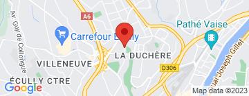 Carte Marché de la Sauvegarde - Petit Paumé