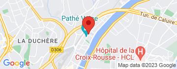 Carte L'Endroit (Vaise) - Petit Paumé