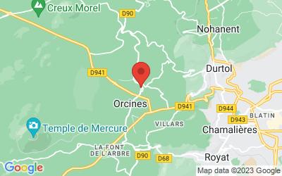 13 Route de Ternant, 63870 Orcines, France