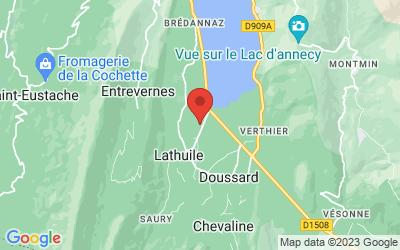 Zone d'activité Bout du Lac, 74210 Lathuile, Rhone-Alpes, France