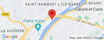 Carte Marché de saint rambert - Petit Paumé