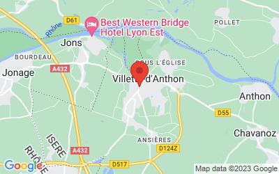 26 Rue des Tilleuls, 38280 Villette-d'Anthon, France