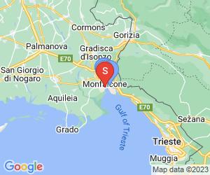 Karte für Nuovo Albergo Operai