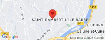 Carte Comptoir de Saint-Cyr - Petit Paumé