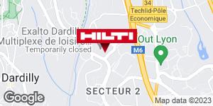 Espace Hilti - La Plateforme du Bâtiment - Dijon