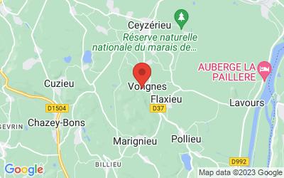 326 Rue de la Vigne du Bois, 01350 Vongnes, France