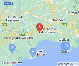 Karte für Agriturismo Là di Anselmi