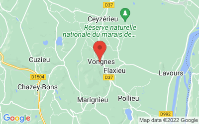 255 Chemin des Vignes, 01350 Vongnes, France