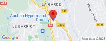 Carte Bistro Régent Dardilly - Petit Paumé