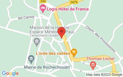 6 Rue Maurice Thorez, 87600 Rochechouart, France