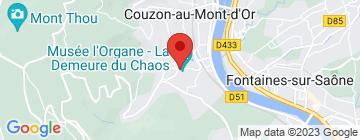 Carte La Demeure du Chaos - Petit Paumé
