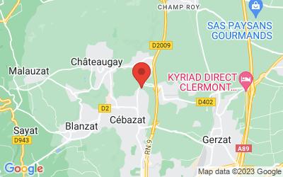 Chemin de Tracol et des Charettes, 63118 Cébazat, France