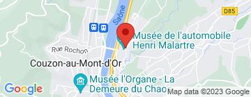 Carte Musée Henri Malartre - Petit Paumé
