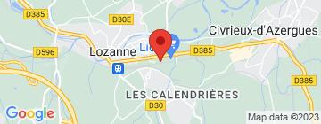 Carte Bar de Glace - Petit Paumé