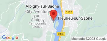 Carte City Aventure - Albigny  - Petit Paumé