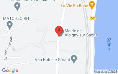 Avenue Gabriel Péri, 69250 Albigny-sur-Saône, France