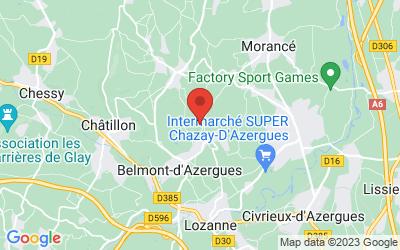 116 Chemin du Pinay, 69380 Saint-Jean-des-Vignes, France