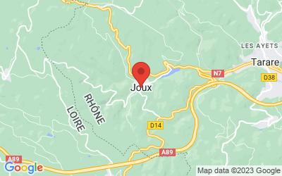 Place du Plaisir, 69170 Joux, France