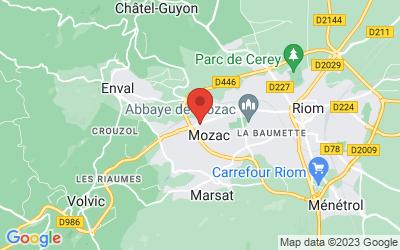59 Avenue Jean Jaurès, 63200 Mozac, France