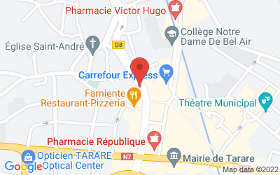 Place Janisson, 69170 Tarare, France