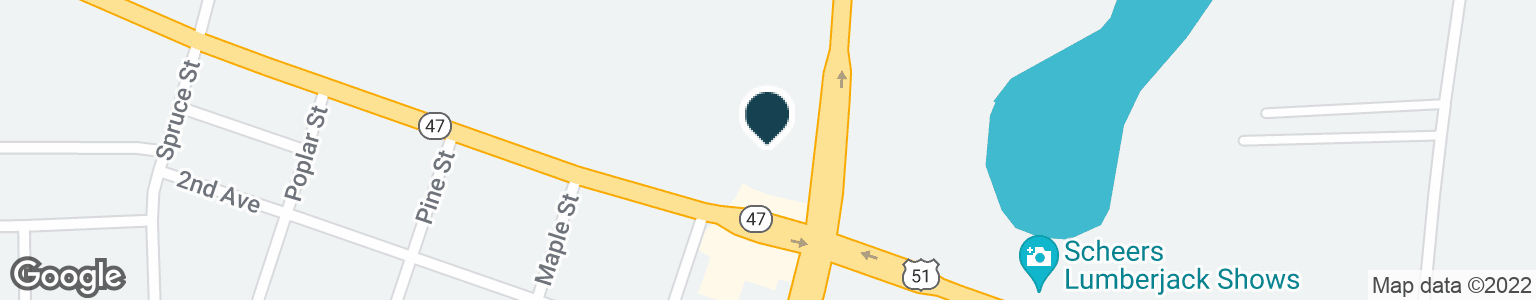 Google Map of900 1ST AVE