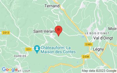 Le Vissoux, 69620 Saint-Vérand, France