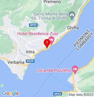 Google Map of 45.940432, 8.587767