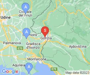 Karte für Urban Homy Gorizia