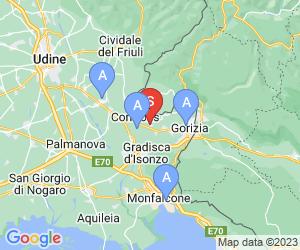 Karte für Albergo Vinnaeria La Baita