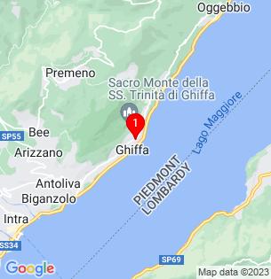 Google Map of 45.9592, 8.6181
