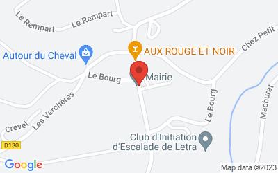 16 Montée du bourg, 69620 Létra, France