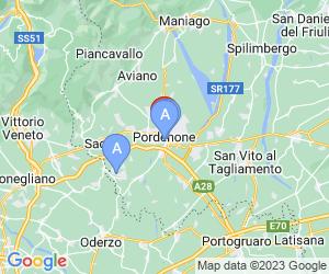Karte für Villa Ottoboni