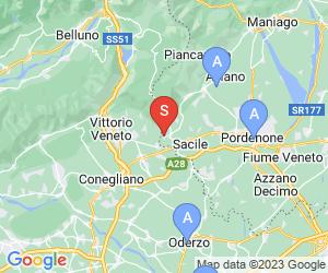 Karte für Ca Damiani