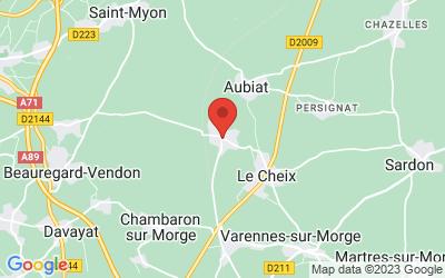 Place de l'Église, 63200 La Moutade, France